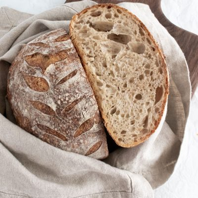 For Beginners: The Complete Guide to Sourdough Bread Making (with photos)